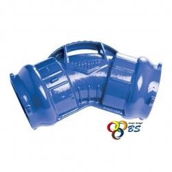 COUDE FONTE 1/8 45 DEGRES PVC