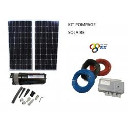 kit pompage solaire
