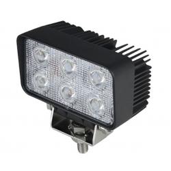 PHARE DE TRAVAIL RECT. 6 LED