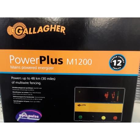 POWER PLUS M1200