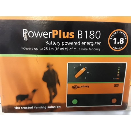 POWERPLUS B 180