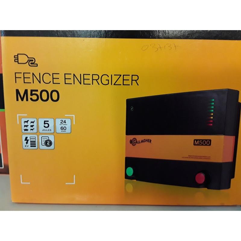 ELECTRIFICATEUR M500