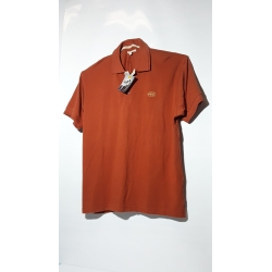POLO UNI GOLF BRICK RED