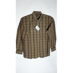 CHEMISE H MARCIAC TAUPE